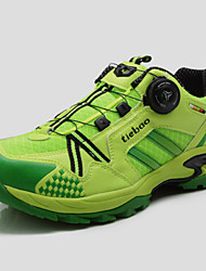 Z.SUO Unisex Cycling Sneakers Spring / Summer /Autumn /Winter Anti-Slip / Damping/Cushioning/Impact Shoes Green/Black