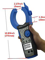 5999 Counts Auto Range Digital Clamp Meters 2000A Capacitance Frq. Temp. Duty Cycle Measuring HoldPeak HP-850C