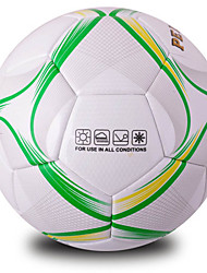 High Quality PU Anti-slip Size 5 Football Ball Soccer Ball for Training Competition