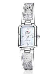 Women Quartz Watch Fashion Wrist Watches Casual Bracelet Watch Wristwatch Clock Quartz Watch Cool Watches Unique Watches Strap Watch