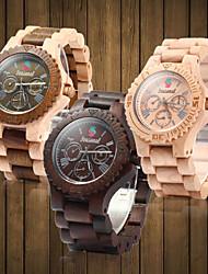 legno / vigilanza di legno di bambù retro vigilanza da polso / idea regalo moda maschile