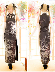 Chinese Dress Chinese Costume/In Solitude Where We Are Least Alone/Kasugano Sora/Gorgeous Robe/Cos/Cosplay