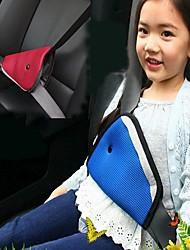 ziqiao seguro ajuste espessamento cinto de segurança do carro ajustar dispositivo cinto criança cinto de segurança protector