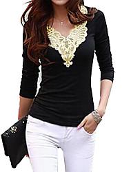 Women's Slim V-Neck T-Shirt