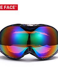 Skiing Eyewear Ski Mirror Blinkers Snowboard Goggles Glass Skiing Men Women Eye Protector Snow Glasses Ski Googles 0099