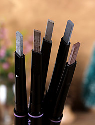 Lápices de Cejas Lápiz Seco Larga Duración Natural Impermeable Ojos 1 1