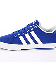 Women's Indoor Court Shoes Canvas Royal Blue