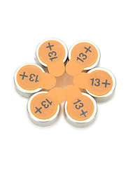 NEXCELL A13 PR48 Japan Import Hearing-aid Button Cell  (6 PCS)
