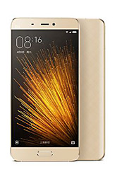 "Xiaomi Mi5 5.1 "" Android 5.1 4G Smartphone (Dual SIM Quad Core 16MP 3GB + 32 GB Black Gold White)"