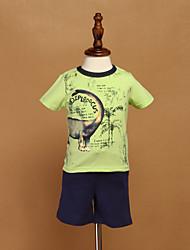 Boy's Cotton Clothing Set,Winter
