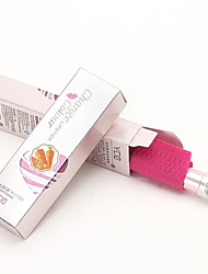 Bálsamo Labial Húmedo Humedad Verde / Rojo / Rosa / Naranja 1