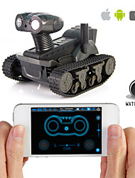 Tanques RC - LT - 4 canales - i OS / iPhone / iPad / Android - Black -