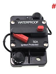 iztoss автоматический выключатель 50/100/150 усилителя с ручным перезапуском