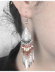 Earring Drop Earrings Jewelry Women Party / Daily / Casual Alloy 2pcs
