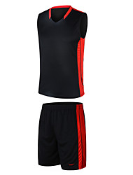 Mens Fashion Breathable Basketball Jersey Vest