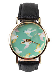 Black Belt Swallow Pattern Of Female Fashion Watches Cool Watches Unique Watches