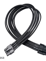 Akasa Flexa V8 40cm VGA Power Extension Cable