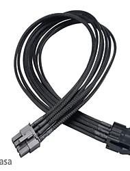 Akasa flexa v8 40 centímetros cabo de extensão de energia vga