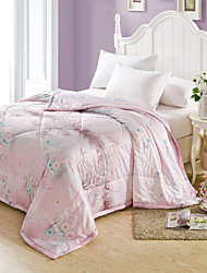 Bloom High-end Air Conditioning Quilt  100% Tencel Air Conditioning Quilt  Summer Cool Quilt Full/Queen
