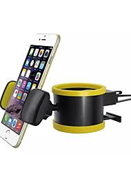 sostenedor de taza de estilo salpicadero de un coche teléfono inteligente (color clasificado)