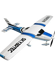 Skyartec RC Airplane 5CH Cessna Brushless LCD 2.4GHz RTF with 3G3X Technology
