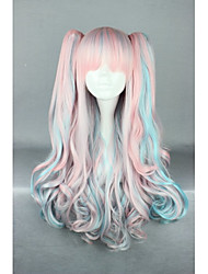 Sweet Lolita 60CM Long MultiColor Lolita Wig