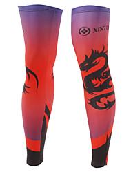 XINTOWN Bicicleta/Ciclismo Calentadores de la pierna/Polainas UnisexTranspirable / Resistente a los UV / Secado rápido / A prueba de