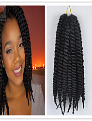 1Pcs/Pack Crochet Havana Twist Braid Hair Extension 100% Kanekalon Fiber