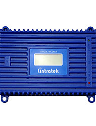 Lintratek® LCD Display 3G Signal Booster W-CDMA 2100 UMTS Mobile Phone Signal Booster Amplifier