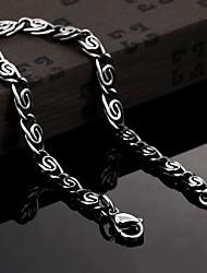 Personality Retro Men's Stainless Steel Bracelet