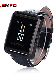 LEMFO LF06 Waterproof Bluetooth Smart Watch IPS Touch Screen Drop Resistance Smartwatch with Camera Sweatproof