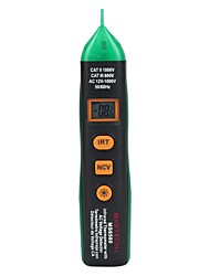 Mastech MS6580- Non-contact Temperature Measuring Pen - Infrared Thermometer -ncv  With Sound And Light Alarm