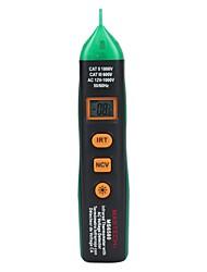 MASTECH ms6580- бесконтактное измерение температуры пера - инфракрасный термометр -ncv со звуковой и световой сигнализации