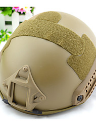 NEW Fashion Khaki Army Military Force Tactical Hunting Helmet With Organic Glasses,Military Helmet/War Game Helmet