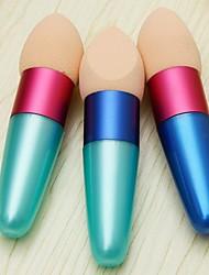 Makeup Watte Natürliche Schwämme / Others 2 Others 10*8*5 Normal Mehrfarbig