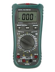 Mastech MS8260e  Digital Million Meter - Capacitance Test - Inductance Test - Non Contact Voltage Probe