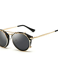 Sunglasses Women's Sports / Modern / Fashion / Aviator / Polarized Round Multi-Color Sunglasses Full-Rim