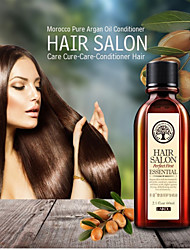Moroccan Pure Argan Oil Hair Care 60ml Hair Oil Treatment For Dry Hair Types Hair & Scalp Treatment