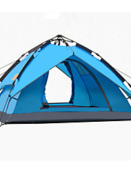 SHAMOCAMEL Ultraviolet Resistant / Rain-Proof Oxford / Polyester One Room Tent Blue