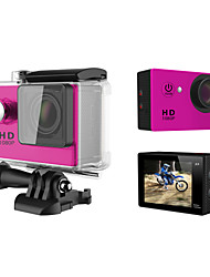 1080P Sports Camera A9 170 Wide View Angle 2.0 Inch Screen Outdoor Waterproof Action camera