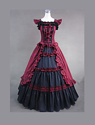 Gothic Lolita Dress Party Vintage Gothic Victorian Dress Cosplay Costumes