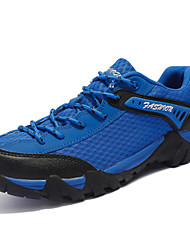 Men's Hiking Shoes Tulle Blue / Yellow / Green / Gray / Orange