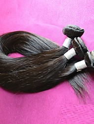 wholesale brazilian straight virgin hair mixed 6bundles lot 8a grade natural color unprocessed human hair