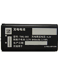 High Quality 840mAh 3.7V Rechargeable Battery Pack Replacement for Nintendo NDSi