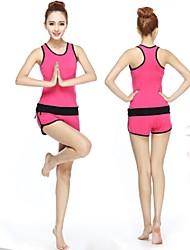 Yoga Suit Sports Causal Running Vest Fitness Pants Yoga Wear Sports Suits Gear Suits=Vest + Pants