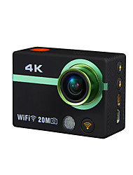OEM AT300+ Sports Action Camera 12MP 640 x 480 / 4608 x 3456 / 1920 x 1080 / 4032 x 3024WiFi / 4K / Waterproof / All in One / Convenient