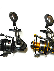 9+1 BB CATKING Spinning Reels Gear Ratio 4.9:1 Metal  ACE60A Random Colors