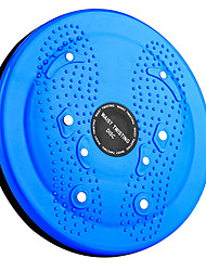 A Thin Magnetic Twisting Shuangpai Three Disc FED-8272 Random Hair Color