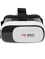 VR BOX 2.0 Version VR Virtual Reality 3D Glasses For 3.5 - 6.0 inch Smartphone+Bluetooth Controller