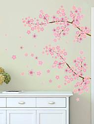 Botânico / Desenho Animado / Romance / Moda / Floral / Feriado / Paisagem / Formas / Transporte / Fantasia Wall StickersAutocolantes de